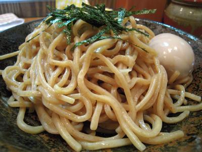 つけめん中盛+味玉 麺up 椰木.jpg