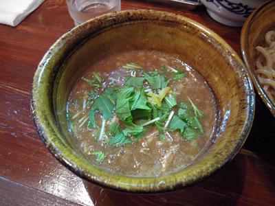つけ麺(大盛り) つけ汁 えん寺.jpg