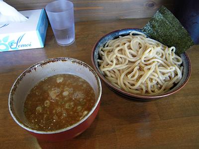 つけ麺(中盛り) 蝉時雨.jpg