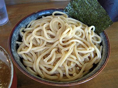 つけ麺(中盛り) 麺 蝉時雨.jpg