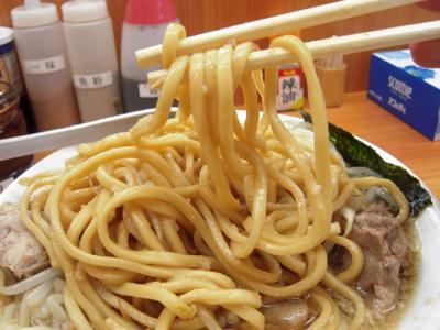 ラーメンほぐれ豚野菜大盛り 太麺 麺徳千束.jpg