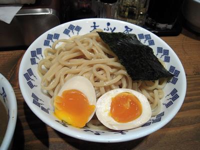 重厚つけそば全特盛り 麺 大ふく屋上野.jpg