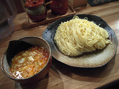 辛味つけ麺大盛り やすべえ練馬.jpg