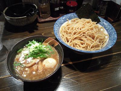 全入りつけ麺 大盛り 花みずき.jpg