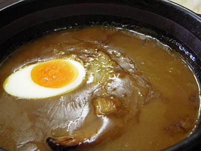 カレーつけ麺 つけ汁 大勝軒牛久.jpg