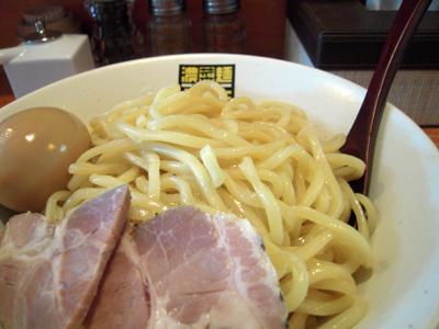 味玉濃菜つけ麺 麺up 濃菜麺 井の庄.jpg