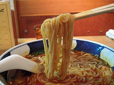 だんだんめん(中辛)+ライス 麺 はしご谷中.jpg