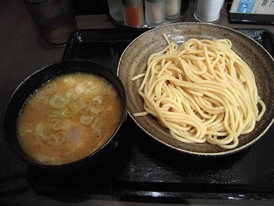 つけめん ゆず風味(並) 三ッ矢堂製麺大船.jpg