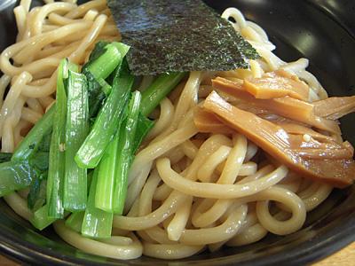 つけめん(大盛り) 麺 KOKORO.jpg