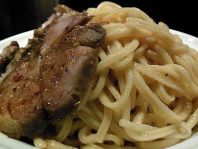 つけ麺 黒(大盛り) 麺 武骨相傳.jpg