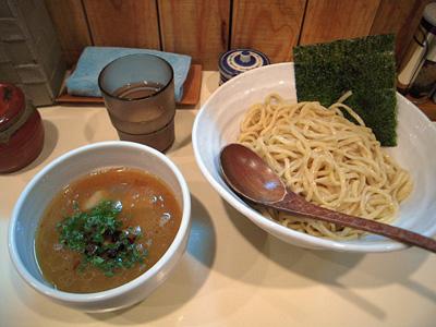 つけ麺(中盛り) 三ツ葉亭.jpg