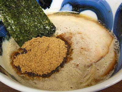 つけ麺(大盛り) つけ汁 葵本店.jpg