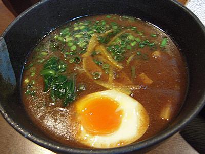 つけ麺(大盛り)あっさり つけ汁 青山.jpg
