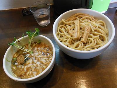 つけ麺(大盛り・太麺) みつば.jpg