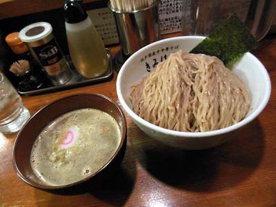 つけ麺(特盛り)+味玉 きみはん根岸.jpg