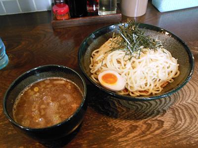 つけ麺(魚介マシ・中盛り) 麦家.jpg