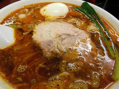 タンタン麺(中辛) タンタンup 竹子本郷.jpg