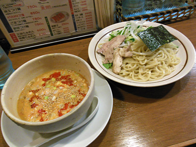 冷やしごまつけ麺(中盛り) あら田.jpg