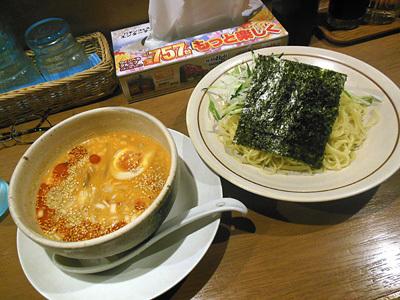 冷やしゴマつけ麺(中盛り) あら田.jpg