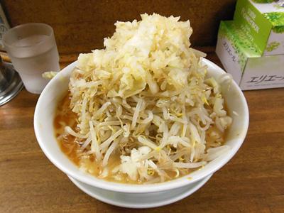 味噌ラーメン(野菜大盛り) 麺徳東上野.jpg