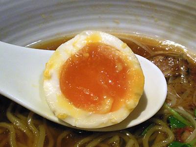 味玉醤油らぁ麺 味玉半割り ひだまり.jpg