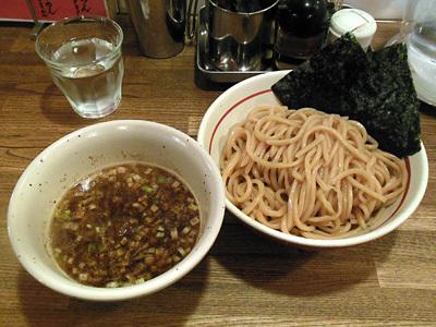 和風豚骨醤油つけそば(中盛り) 吉田製麺店.jpg