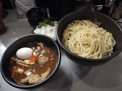 極辛BLACKつけ麺(1辛) 七代目けいすけ.jpg