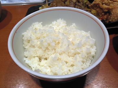 焼肉・からあげ定食 大盛りライス チカラ町屋.jpg
