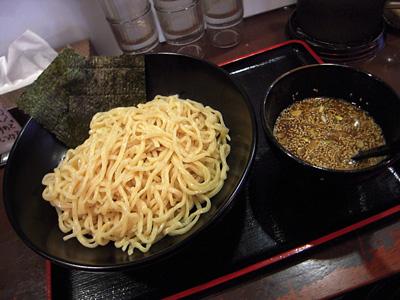 煮干しつけ麺(大盛り) jun-pey上石神井.jpg