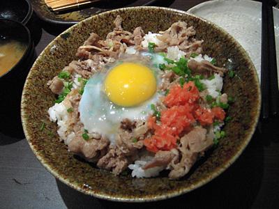 牛丼 和民浦東嘉里城.jpg