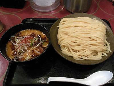特製黒マー油味噌つけ麺(大・冷) 三ツ矢堂大船.jpg