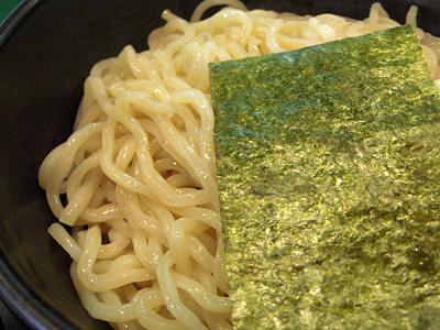 豚骨魚介つけめん(大盛り) 麺 楓雅.jpg