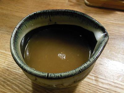 辛つけめん(大盛り)辛味W 割りスープ やすべえ秋葉原.jpg