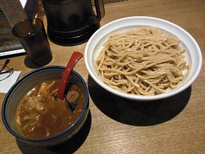 辛つけ麺(大盛り) 銀四郎.jpg