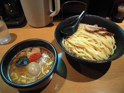 辛つけ麺(大盛り) 麺屋炙り.jpg
