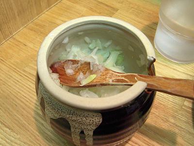 辛つけ麺(大盛り)+野菜 刻み玉ねぎ きくちゃん.jpg
