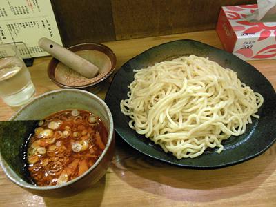 辛味つけ麺(大盛り)+いりごま 利平.jpg