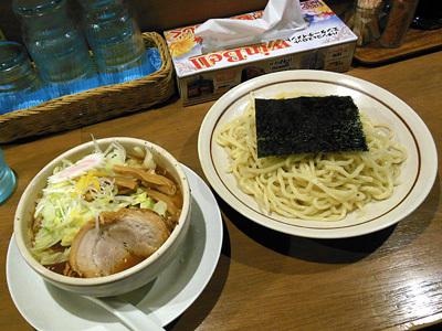 野菜つけ麺(中盛り) あら田.jpg