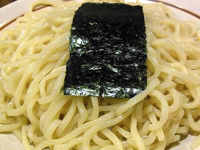 野菜つけ麺(中盛り) 麺 あら田.jpg