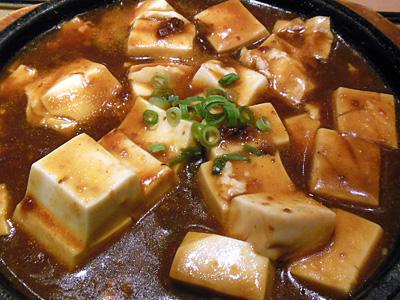 黒酢酢豚定食 麻婆豆腐 やよい軒町屋.jpg