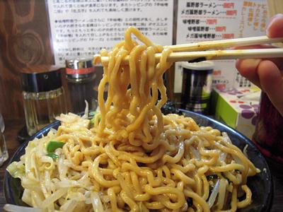 汁無し野郎(焼き野菜・にんにく・カエシ) 麺 野郎ラーメン.jpg