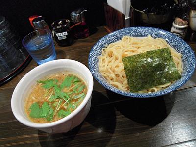 辛つけ麺(ピリ辛)大盛り 花みずき.jpg
