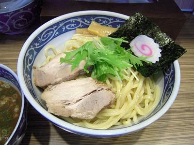 豚骨魚介つけ麺(大盛) 麺 檜庵赤羽.jpg