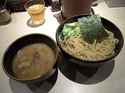濃厚極太つけ麺(並盛り) SAWA.jpg