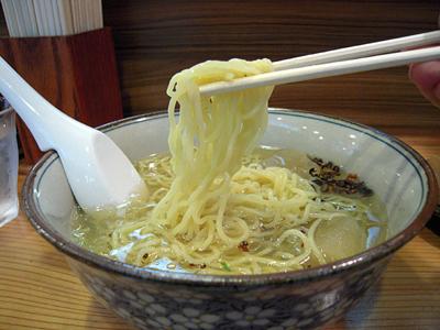 冷やしラーメン(塩) 麺 景虎.jpg