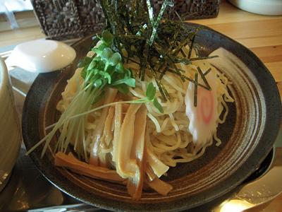 つけめん(中盛り)+味玉 麺 和屋.jpg