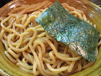 つけ麺(大盛り) 麺 えん寺.jpg