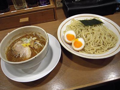 味玉つけ麺(中盛り) あら田.jpg