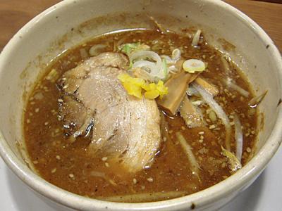 味玉つけ麺(中盛り) つけ汁 あら田.jpg