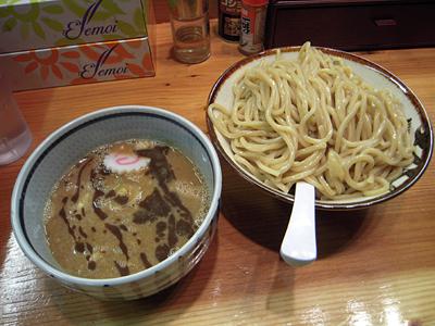 濃厚つけ麺(中盛り) 朧月.jpg